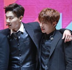 when they're together ... [cr: Smile Attack]  #showki #shownu #kihyun #monstax #mx #kpop #otp