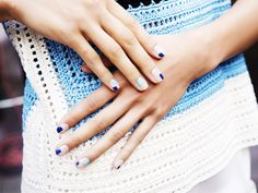 Spring's Coolest Nail Colors