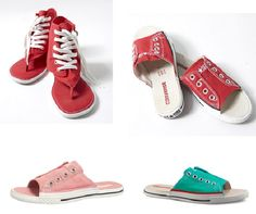 #Converse #FlipFlop #Shoes All Star, Flip Flops, Converse, Sneakers, Shoes, Style, Fashion, Tennis, Swag