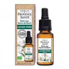 Lâcher-Prise Elixir aux Fleurs de Bach Provence Santé
