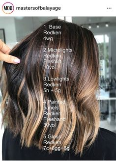 Trendy Hair Color - Highlights : aramel Dimension By mastersofbalayage behindthechair brazilianbondbuilder ittakesapro framar 436145545160679216 Hair Color Highlights, Hair Color Balayage, Bayalage, Balayage Highlights, Hair Color And Cut, Cool Hair Color, Trendy Hair Colors, Hair Colours, Ombré Hair