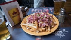 Our First Poutine Experience