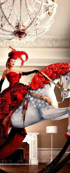 Uma Thurman on the November page of the Campari 2014 calendar in custom made Atelier Versace. Foto Fashion, Fashion Art, Editorial Fashion, High Fashion, Fashion Design, Style Fashion, Uma Thurman, Haute Couture Style, Atelier Versace