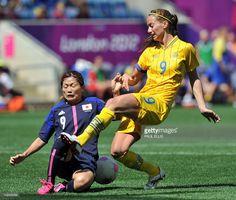 Kosovare Asllani Sweden vs Japan