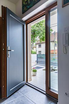 Entrance Doors, Divider, Windows, Interiors, Wood, Pretty, Furniture, Home Decor, Entry Doors