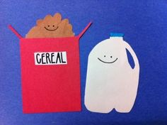 You're the milk to my cereal! <3