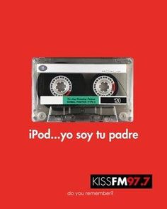 IPod... I´m your father