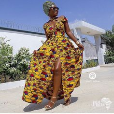 Ankara Styles And Dresses; Latest And Super Stylish Ankara Styles For Ladies African Fashion Designers, African Print Fashion, Africa Fashion, African Prints, Ghana Fashion, African Textiles, Ankara Fashion, African Wear, African Attire