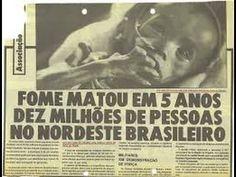 Tragédia do PSDB: Fome no Brasil 36 Milhões de Famintos antes dos Govern...