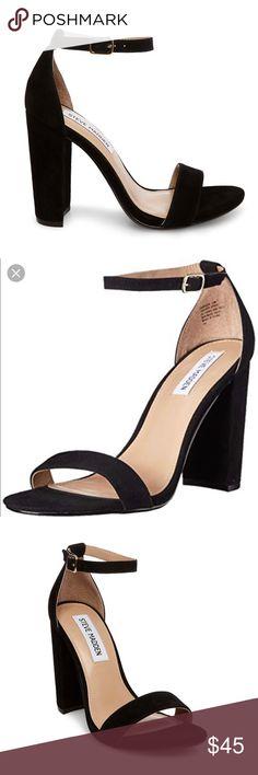466808ec0 Steve Madden Carrson heel Black The very popular Carrson model from Steve  Madden