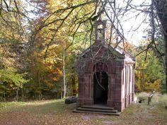 chapelle du lac de la Maix