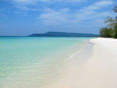Koh Rong Beach, Cambodia - most incredible, untouched beach I've ever been to