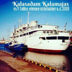 Kalasadam - vanalinna külje all..  Alates 2015 a. väljuvad siit liinilaev Monica reisid Naissaarele.