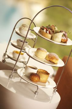 We love new twists on old favorites here at Fairmont, so we recommend sitting down to the African & Indian-inspired Afternoon Tea at Fairmont Zimbali Lodge and Resort! Cuppa Safari Masala Chai anyone? Or perhaps a Curried Prawn Roll?