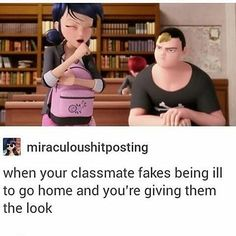 This is funny Meraculous Ladybug, Ladybug Comics, Miraculous Ladybug Fan Art, Precious Children, Kids Tv, Kids Shows, Best Shows Ever, I Laughed, Funny Memes
