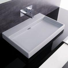 Urban 70 Sink by WS Bath Collections - modern - bathroom sinks - - by WS Bath Collections