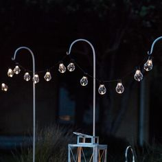 20 Clear Cap Warm White Carnival Festoon Lights plug in & Awesome Garden Lights for Your Sweet Backyard | Pinterest | Fresco ...