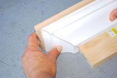 Ana Blanco | Construye Una corona Ledges | Aviones gratis y fácil DIY Proyectos y de muebles