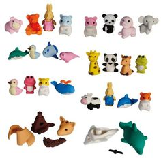 Puzzle Erasers (Styles Vary)