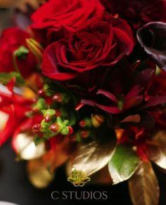 winter wedding flowers?