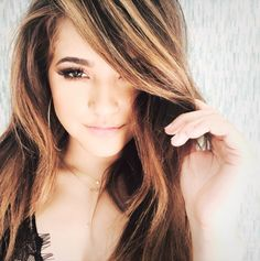 Becky G is so amazing I inspired to be like her one day or at least try to be. Lol