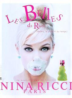 Perfume Les Belles de Ricci by Nina Ricci