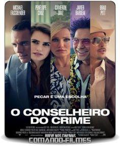 O Conselheiro do Crime – SU-DR (2014) 1h 57 Min Titulo original:  The Counselor Lançamento: 2014 Gênero: Suspense, Drama Duração: 1h 51 Min. IMDB: 5.4 Assisti 2016 - MN 7,5/10 (No Pin it)