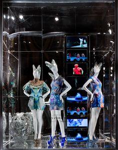 Windows   5th at 58th - The Bergdorf Goodman Blog