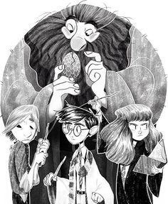 ✨ by harry potter illustrations, illustrations and posters, ha Hogwarts, Harry Potter Illustrations, Illustrations And Posters, Book Illustration, Character Illustration, Rúbeo Hagrid, Arte Do Harry Potter, Desenhos Harry Potter, Character Design Inspiration