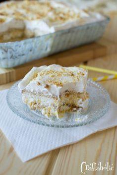 DSC_0271 Greek Sweets, Greek Desserts, Party Desserts, Summer Desserts, Greek Recipes, Sweets Recipes, Candy Recipes, Sweets Cake, Cupcake Cakes