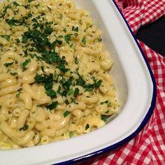 Greenway36: Pasta mit Blumenkohl-Käse-Sauce