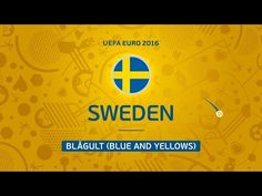 Sweden at UEFA EURO 2016 in 30 seconds - YouTube