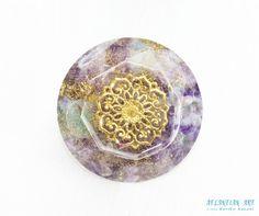 オルゴナイト新作色々♪|ATLANTIAN ART~天然石アクセサリー・点画・オルゴナイト