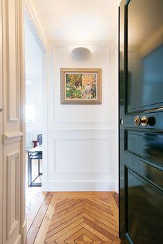 Rue Servandoni, 75006 Paris | Apartment for sale | Designed by A+B Kasha | #abkasha #ABrueservandoni #ABdesigns