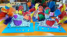 Activities For Kids, Rooster, Painting, Art, Art Background, Painting Art, Kunst, Roosters, Kid Activities