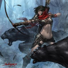The Art Of Animation, Lee JeeHyung  -  http://egastudio.deviantart.com...
