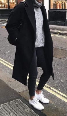 trendy winter casual outfits you need to try . - trendy winter casual outfits you have to try …, - Winter Outfits For Teen Girls, Winter Outfits Women, Winter Fashion Outfits, Hijab Fashion, Fashion Tips, Fall Fashion, Fashion Blouses, Winter Jackets Women, Color Fashion