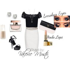 Night Out by valerie-musto on Polyvore