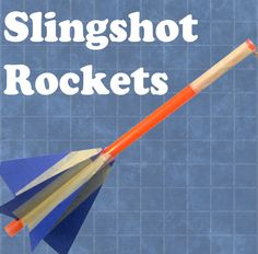 Teach Engineering: Slingshot Rockets and loads of other simple engineering projects