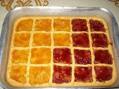 Pasta Flora Recipe, jam, cake, dessert