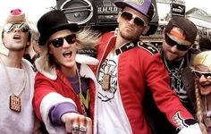 The Dudesons and Dirty Sanchez unite!