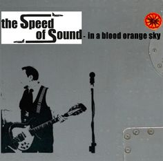2nd: The Speed Of Sound In A Blood Orange Sky cover art