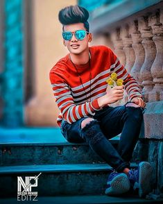Image may contain: one or more people, people sitting, sunglasses, stripes and shoes Light Background Images, Background Images Wallpapers, Cute Boys Images, Boy Images, Mens Photoshoot Poses, Best Photo Editor, Photography Poses For Men, Boy Poses, Photo Editing