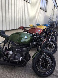 BMW R cafe racer custom - Ride Free. R Cafe, Cafe Bike, Cafe Racer Bikes, Cafe Racer Motorcycle, Motorcycle Helmet, Ducati Cafe Racer, Motorcycle Design, Vintage Cafe Racer, Bmw Vintage