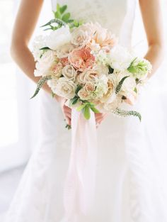 One of our favorite garden rose bouquets: http://www.stylemepretty.com/2015/06/18/the-23-prettiest-garden-rose-bouquets/