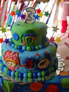 Team Umi Zoomi fundraiser birthday party