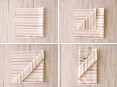 Decoración de servilletas