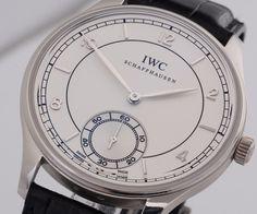 IWC Vintage Portugieser Handaufzug Limited Edition - 5445005 #montredo #iwc #vintage #portugieser #limitededition #watches