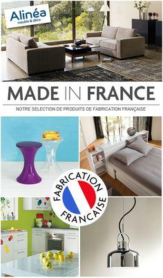 Découvrez tous nos produits d'ameublement et de décoration fabriqués en France sur http://www.alinea.fr/promos/la-selection-made-in-france.html - Alinéa