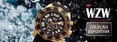 De todas as joias e acessórios que um homem pode usar, o relógio é aquele que com toda certeza não tem erro, você deve usar. E a WZW Relógios traz os melhores cronógrafos e análogos para elevar ainda mais o seu estilo. Conheça todas as nossas coleções através do nosso site. Você irá se surpreender com nossa sofisticação e requinte. www.wzwrelogios.com.br #WZWRelógios